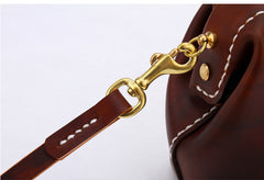Handmade Womens Green Leather Small doctor Purse shoulder doctor bags for women