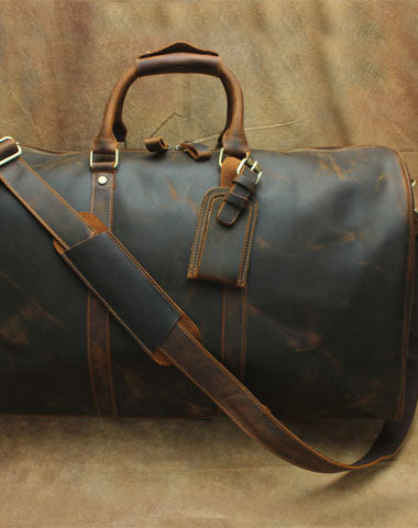5075aa8f85e0 Next.  229.00 229.00. No reviews. Overview  Design  Leather Mens Weekender  Bag Travel ...