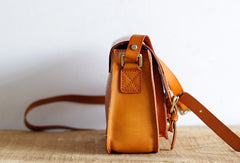 Handmade Leather satchel bag for women leather shoulder bag crossbody bag