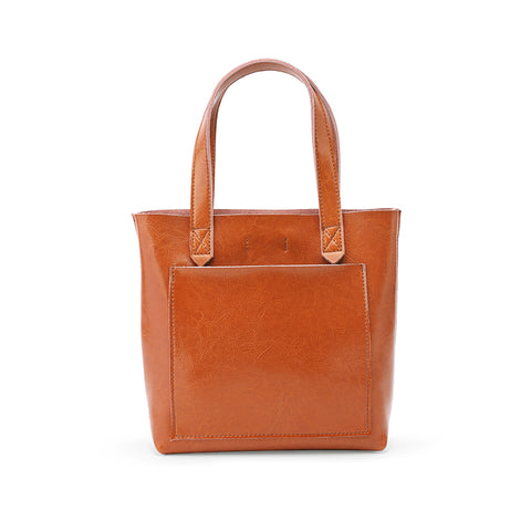 Leather Womens Small Tote Bag Handbag Shoulder Bag For Women