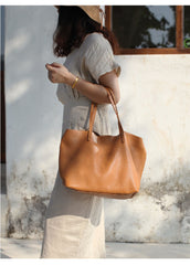 Fashion Leather Black Brown Tote Bag Shopper Tote Bag Tote Shoulder Purse For Women