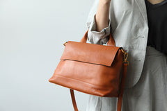 Stylish LEATHER WOMEN Handbag SHOULDER BAG Crossbody Purse FOR WOMEN