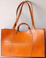 Handmade Leather handbag shopper bag for women leather shoulder bag