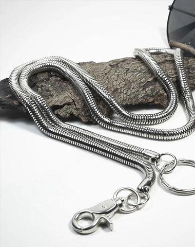 Fashion Men's Women's Long Celebrity Pants Chain Biker Wallet Chain For Men