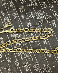 Cool Copper 19'' Dragon Key Chain Rock Pants Chain Biker Wallet Chain Jean Chains for Men