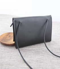 Stylish LEATHER WOMENs Cute Mini SHOULDER Bags Purse with Tassels