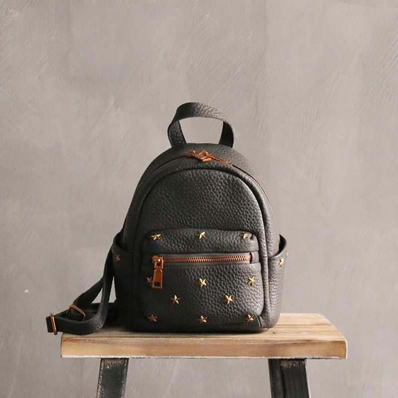 2f02d3766e Cute LEATHER Mini WOMEN Backpack Purse Small Backpack FOR WOMEN. SKU   SQU01881019. Ask a Question or Check out FAQs of the item. Video.   89.00 89.00