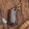 Cool Mens Leather disposable Lighter Case with Loop lighter Holder with clips