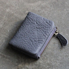 Cute Soft LEATHER Womens Small Wallet Bifold Small Wallet FOR Women