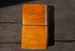 Handmade retro vintage tree custom notebook/travel book/diary/journal
