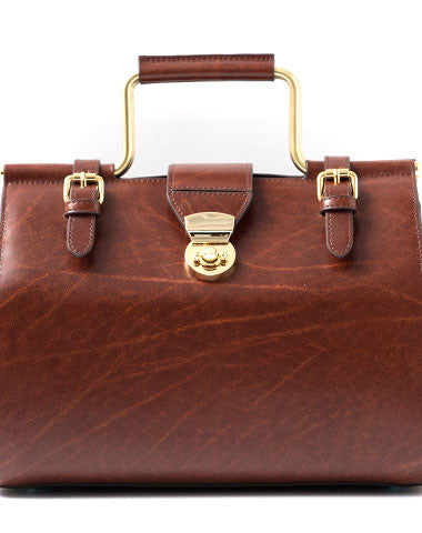 Genuine Leather doctor bag Satchel bag shoulder bag for women leather crossbody bag