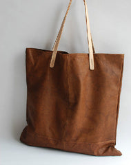 Handmade fashion pretty leather small tote bag shoulder bag handbag for women