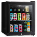 Black Beer Fridge - Subcold Super 50 Litre