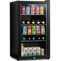 Black Beer Fridge - Subcold Super 85 Litre
