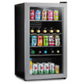 Silver Beer Fridge - Subcold Super 85 Litre