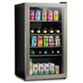 Stainless Steel Beer Fridge - Subcold Super 85 Litre