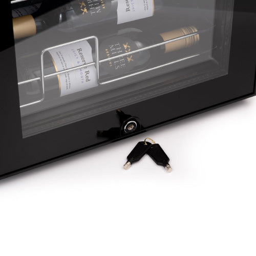 Subcold Viva wine cooler fridge lockable with key