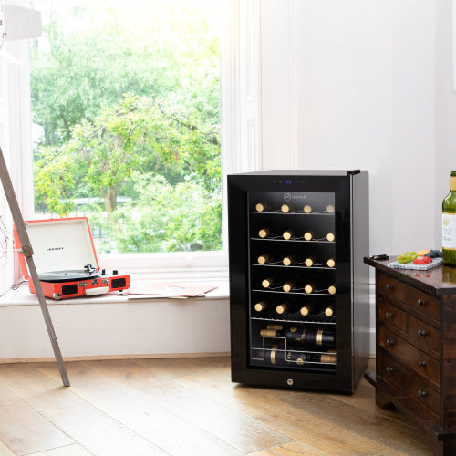 Energy efficient Subcold Viva24 wine cooler fridge