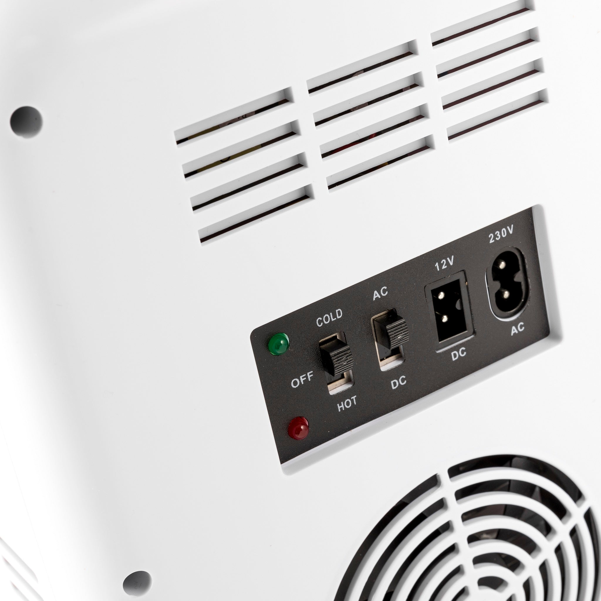 Subcold Ultra 6L mini fridge with multiple power options