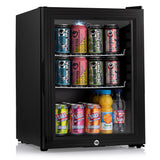 Subcold Super 35 litre beer drinks fridge black