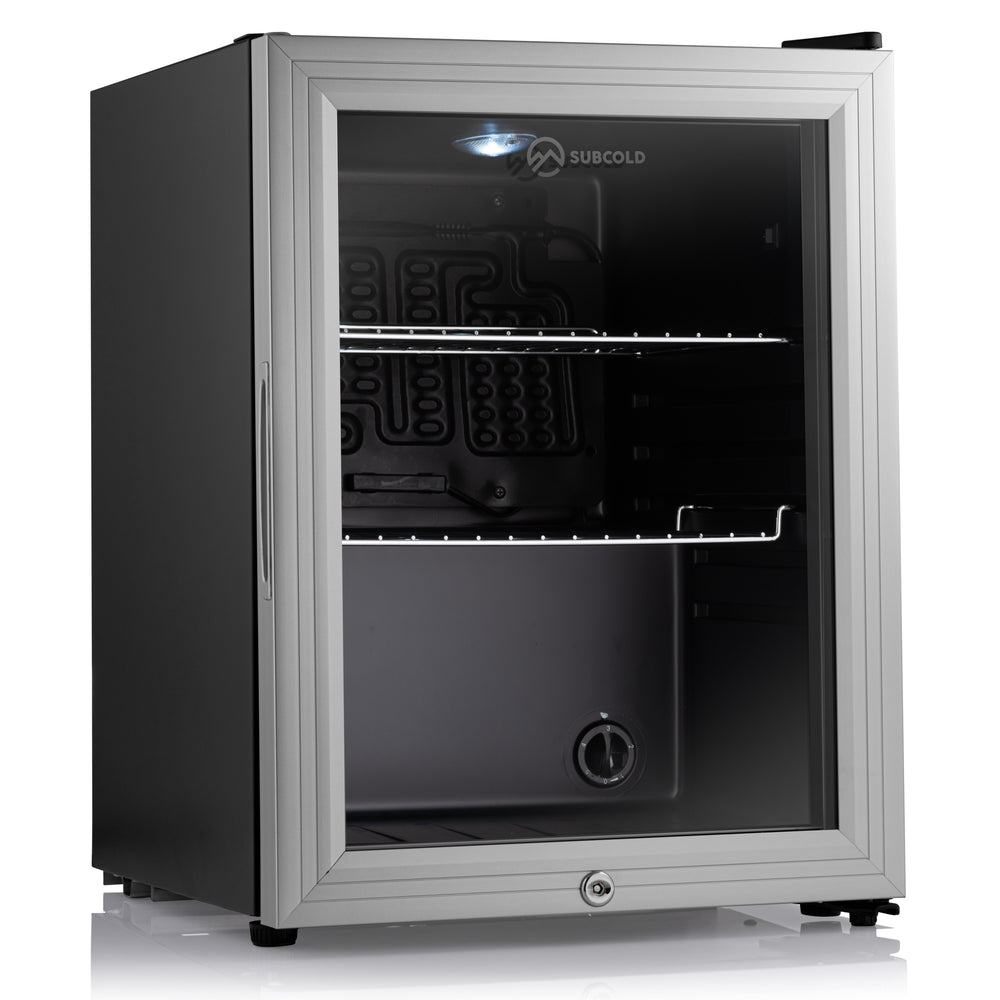 Subcold Super 35 LED Silver - Beer Fridge