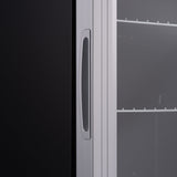 Subcold Super 35 litre beer drinks fridge reversible glass door
