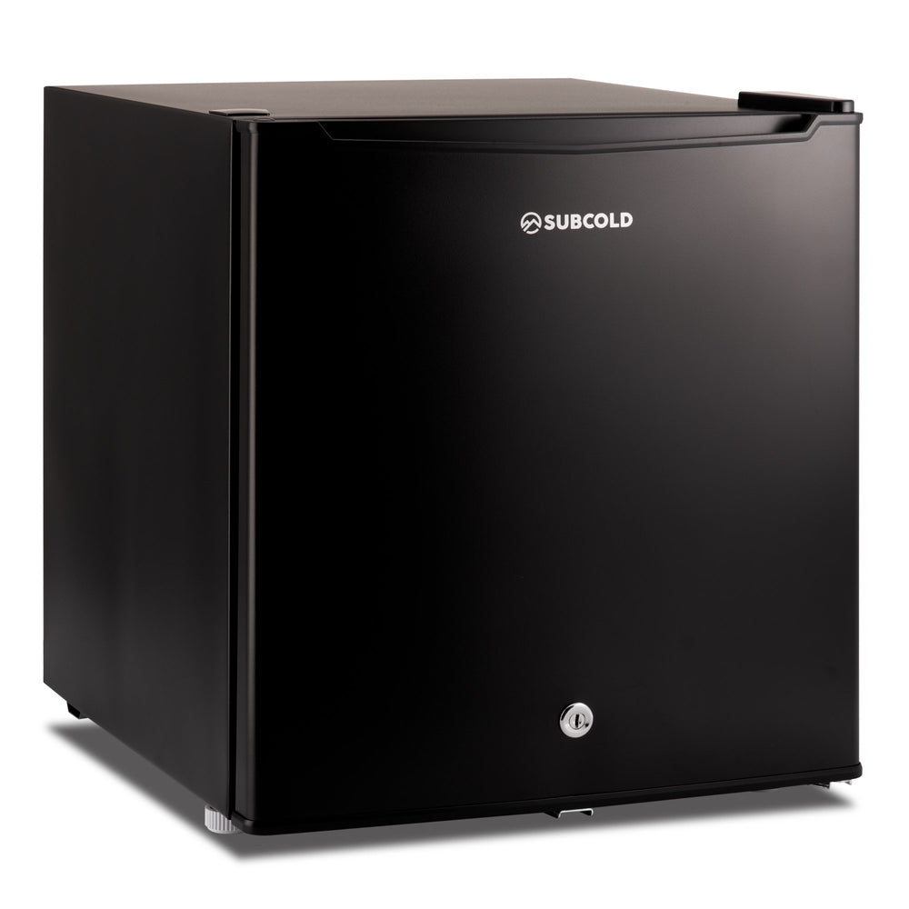 Subcold Eco 50 litre table top fridge black