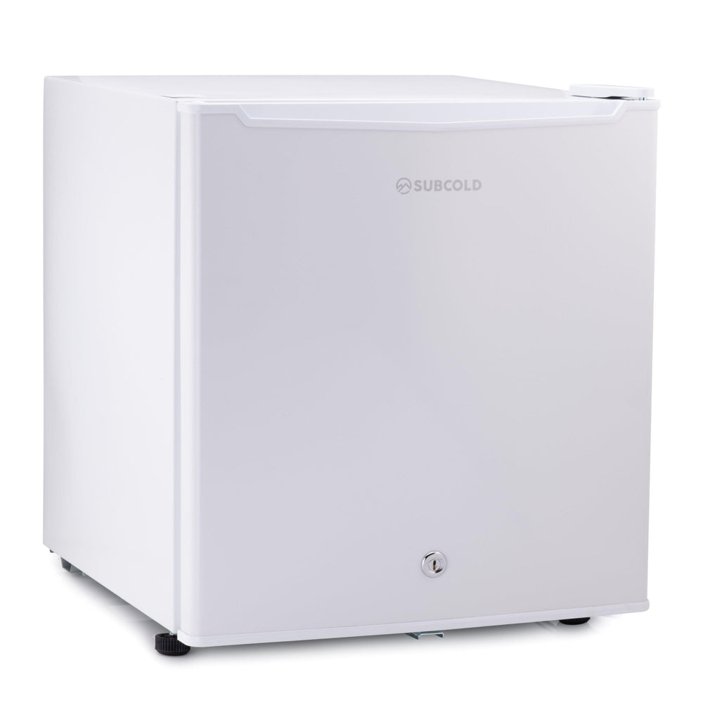 Subcold Eco50 mini fridge in white colour