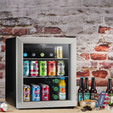 Subcold Super 50 litre table top stainless steel beer drinks mini fridge