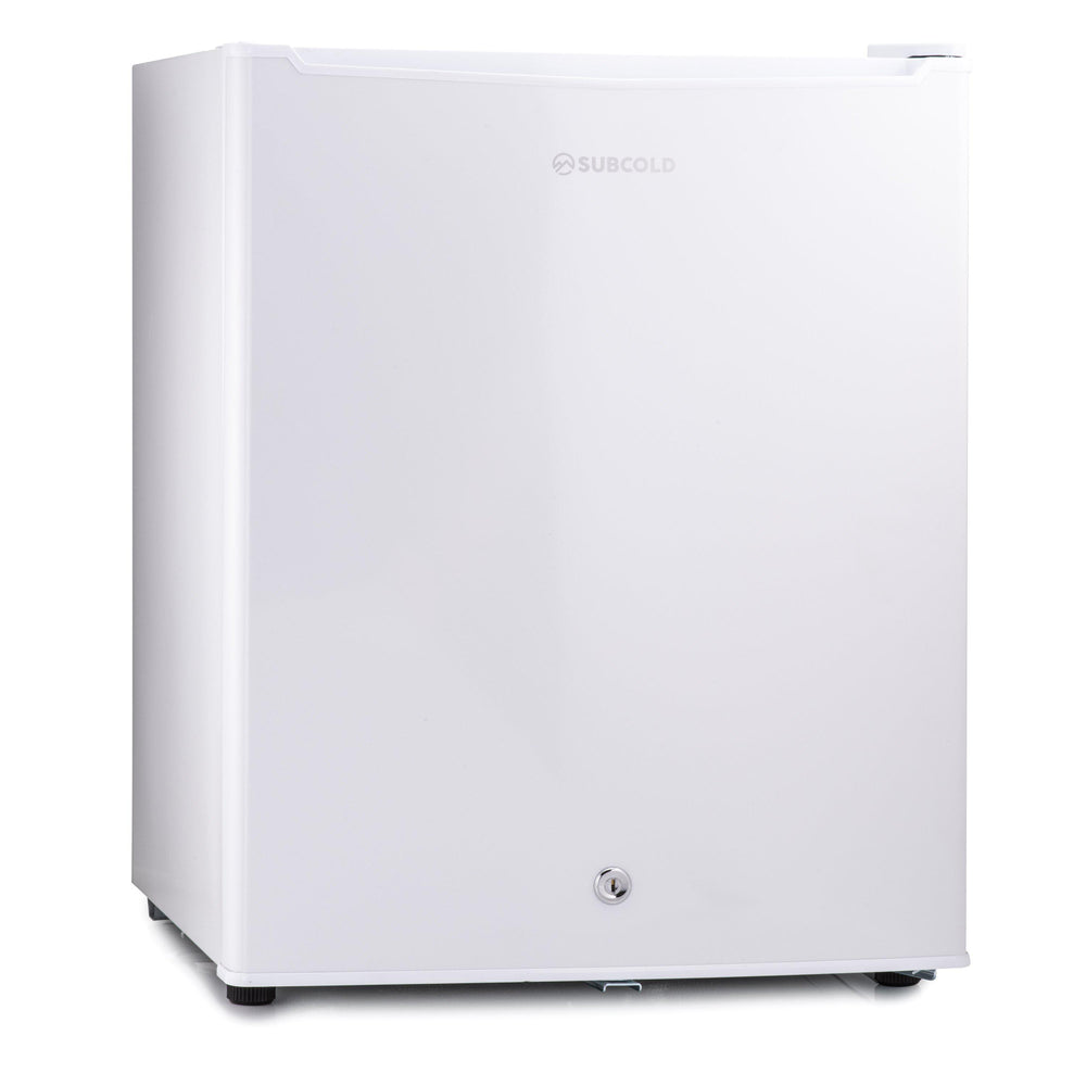 Subcold Eco 75 litre table top fridge white