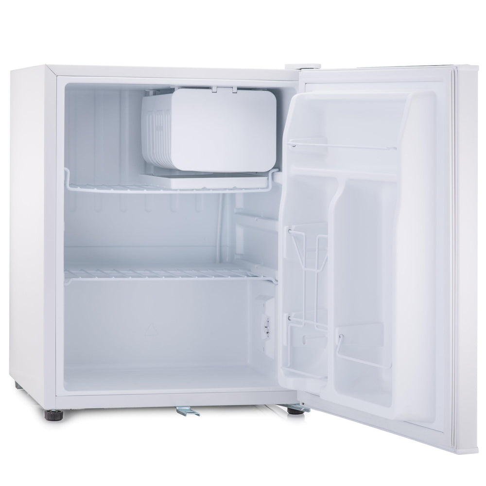 Subcold Eco 75 litre table top fridge white interior