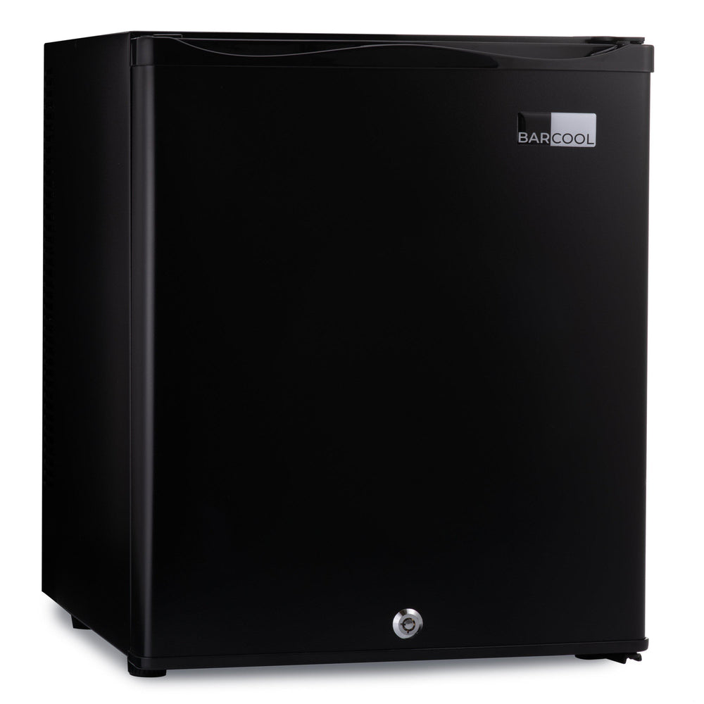 Barcool Bar 30 litre mini bar fridge black