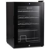 Subcold Viva 20 bottles wine cooler fridge (57 litre) interior