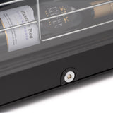 Subcold Viva 24 bottles wine cooler fridge (70 litre) lockable