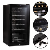 Subcold Viva 28 bottles wine cooler fridge (82 litre) features