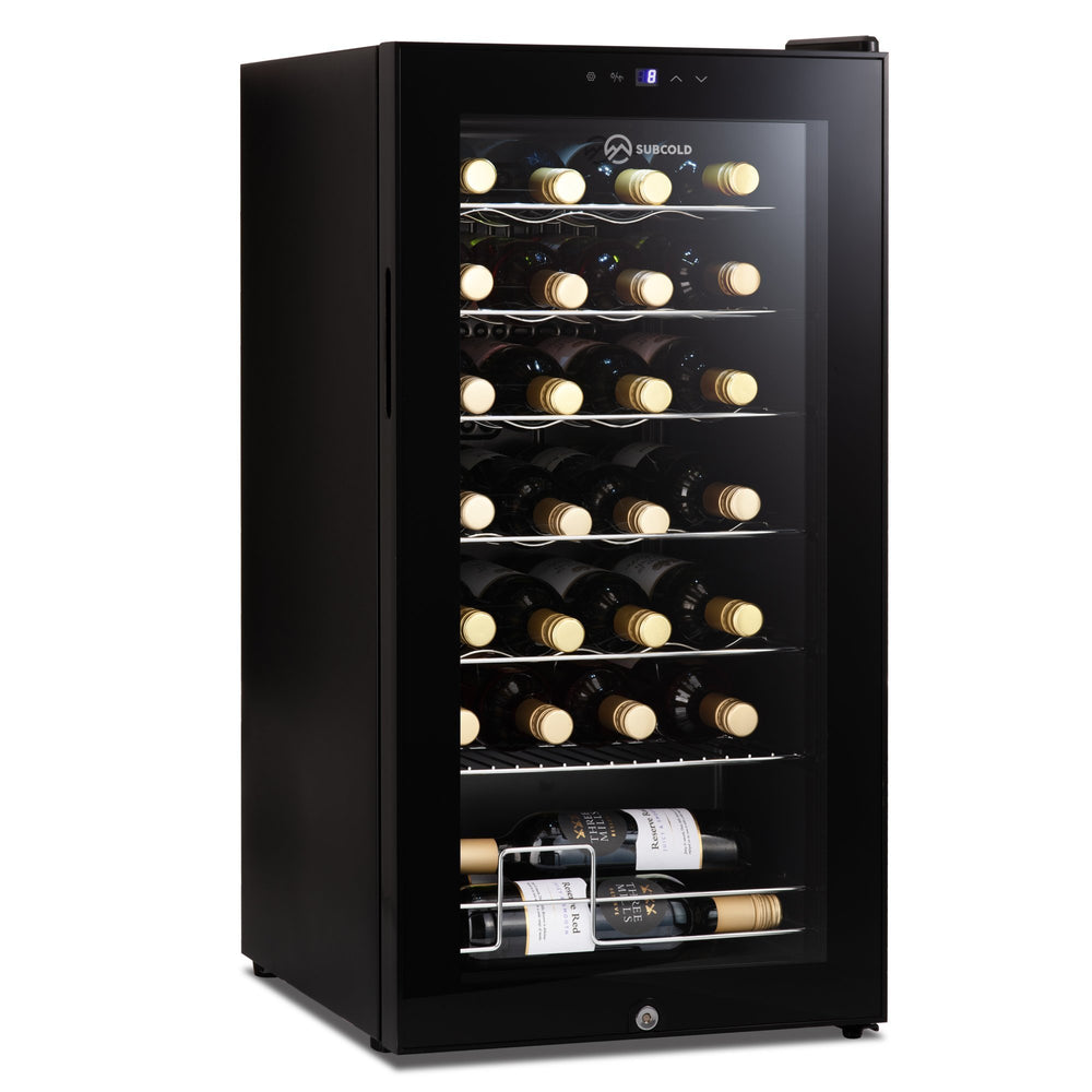 Subcold Viva 28 bottles wine cooler fridge (82 litre)