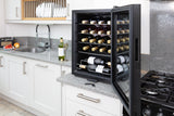 Subcold Viva 20 bottles wine cooler counter top fridge (57 litre)