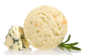 Stilton & Rosemary Shortbread