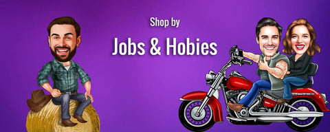 personalized job and hobbies gifts