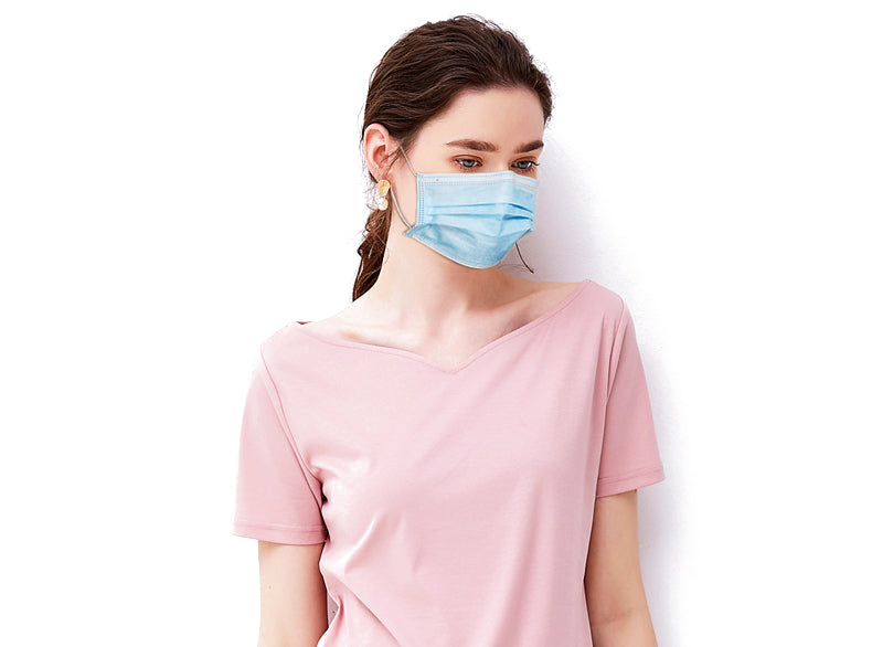 4-Layer Medical Disposable Sterile Face Masks