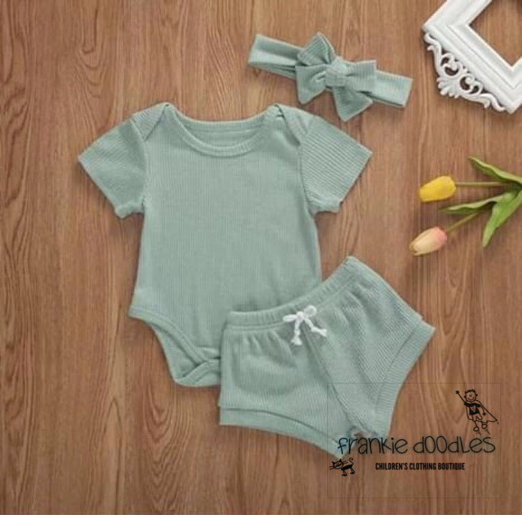 Baby & Toddler Set