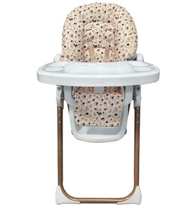 PRE-ORDER NOW Dani Dyer Blush Leopard Premium Highchair