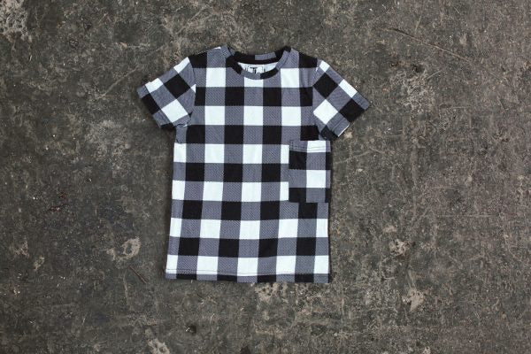 Buffalo Check T-Shirt