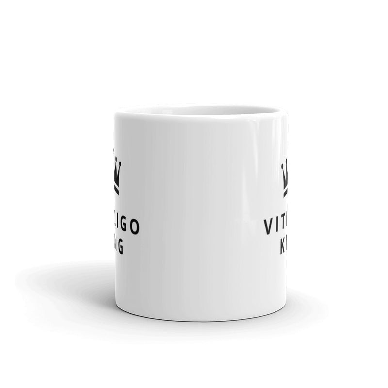 Vitiligo King Mug