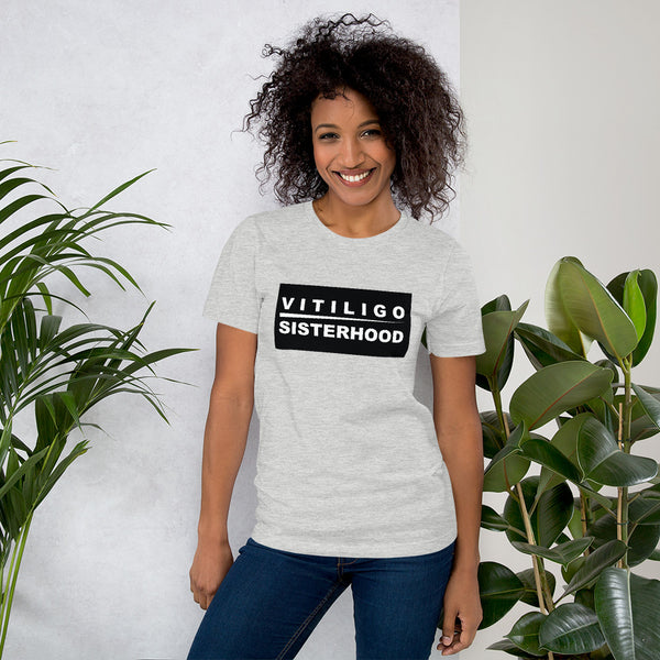 Vitiligo Sisterhood T-Shirt