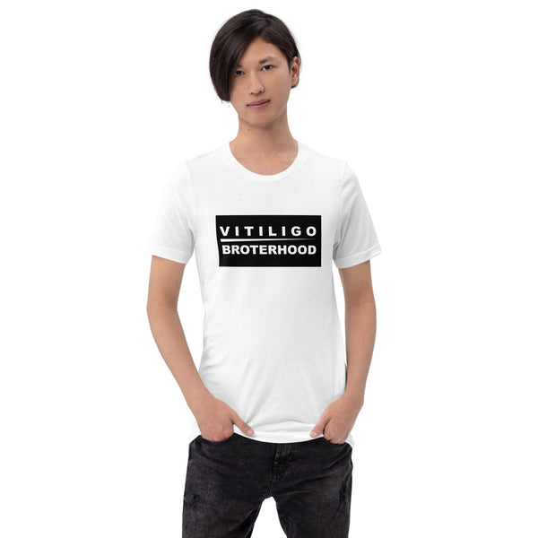 Vitiligo Brotherhood T-Shirt