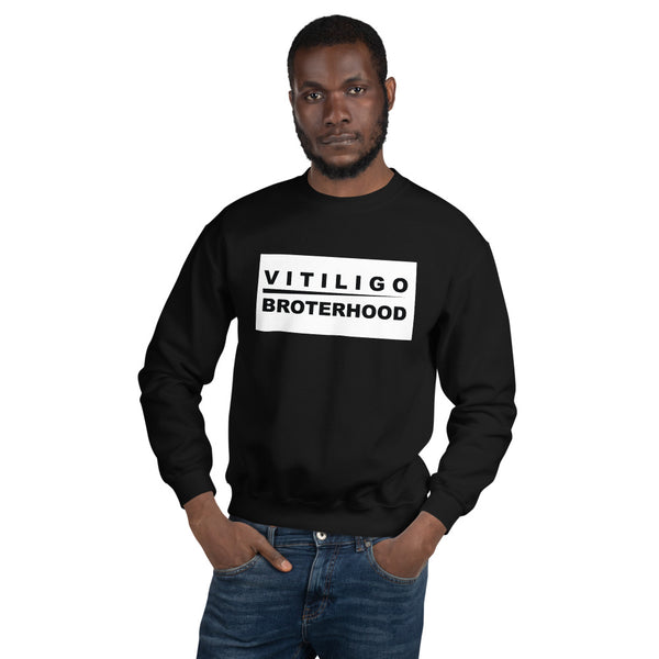 Vitiligo Brotherhood Sweatshirt