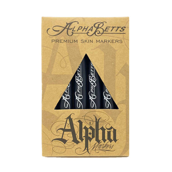 Alpha Betts Premium Skin Markers