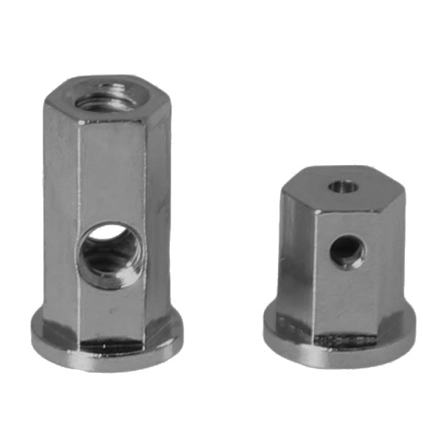 Stable Bottom Hex Binding Posts - Front & Rear