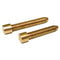 Brass Contact Screws - Short & Long